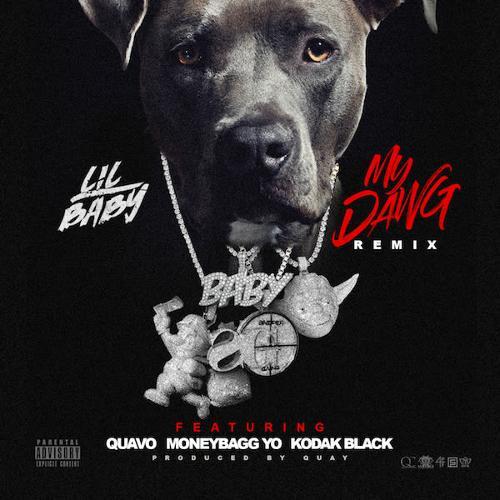 Single of My Dawg Remix by Lil Baby- My Mixtapez
