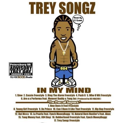trey songz anticipation 1 tracklist